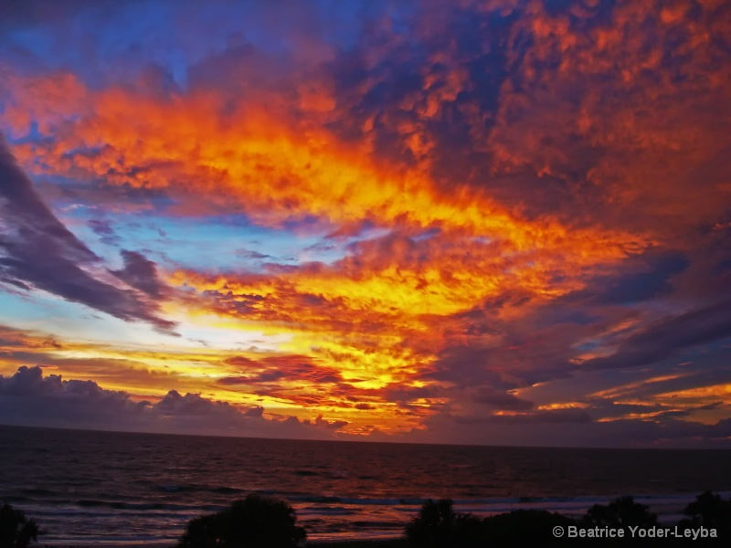NaplesSunset_after_TropicalStorm_Faye - ID: 14899464 © Beatrice Yoder-Leyba