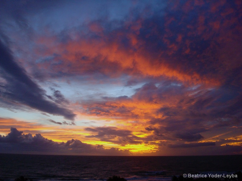 NaplesSunDown_after_TropicalStorm_Faye - ID: 14899465 © Beatrice Yoder-Leyba