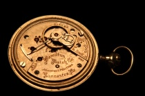 Antique Hamilton Watch