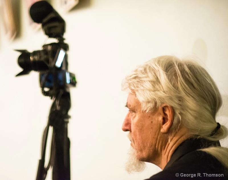 Portrait Of Film-maker