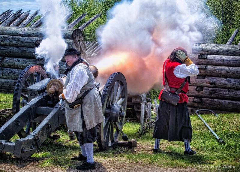 Hear the Cannon Roar