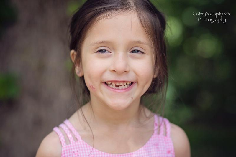 ~Sweet Girl~ - ID: 14908949 © Cathy A. Rose