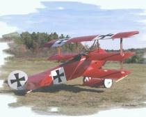 1917 Fokker  DR-1