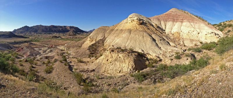 Panorama, Big Bend National Park, Texas - ID: 14910590 © Peter Tomlinson