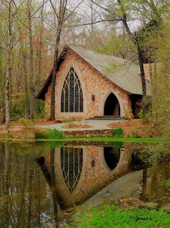 Chapel at Callaway Gardens..
