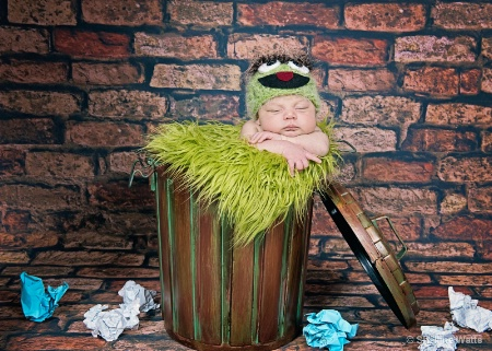 """Little Grouch"""