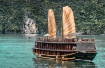 ha long bay junk