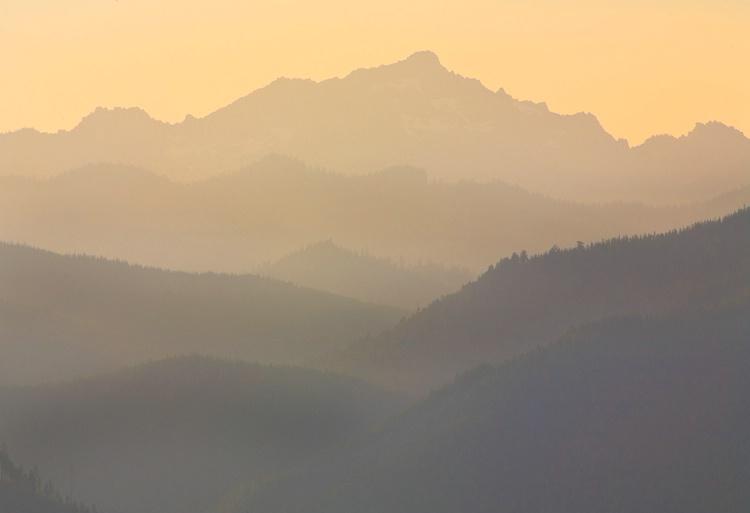 Smoky Mountains - ID: 14919571 © William C. Dodge