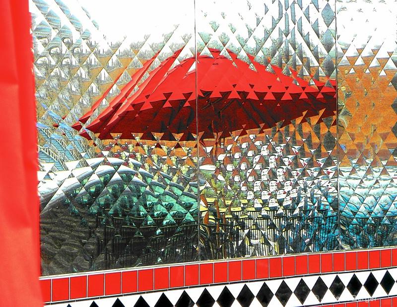 Reflections at Rick's - ID: 14919741 © J. Keith Berger