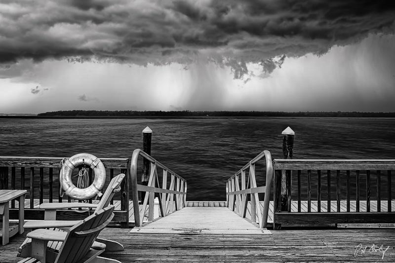 The Rain Approaches