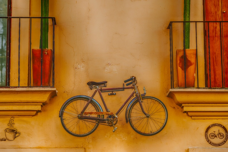 A Vintage Bicycle from Bicibella