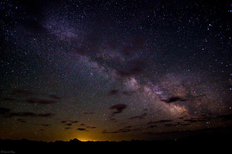 ~MilkyWay @ Sunrise Point~