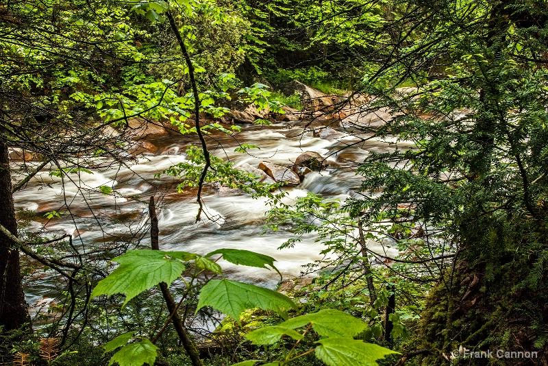 La rivière caché