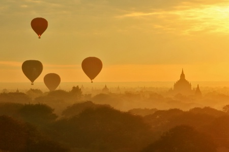 Travel in Bagan