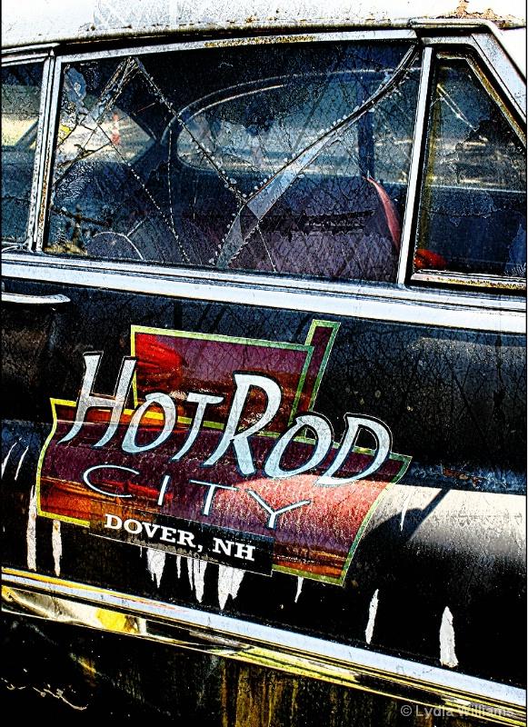 Hot Rod City - ID: 14928675 © Lydia Williams