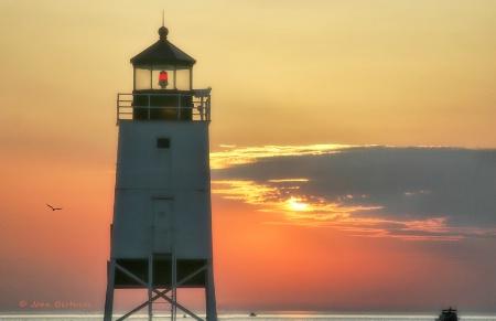 Charlevoix Lighthouse II