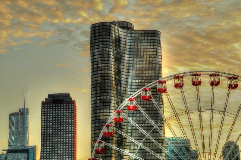 Ferris Wheel - ID: 14932484 © Leslie McLain