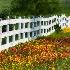 © Carol Flisak PhotoID # 14935799: Fences and Flowers