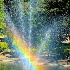 © Alice Kozar PhotoID # 14937981: Favorite Fountain with Rainbow