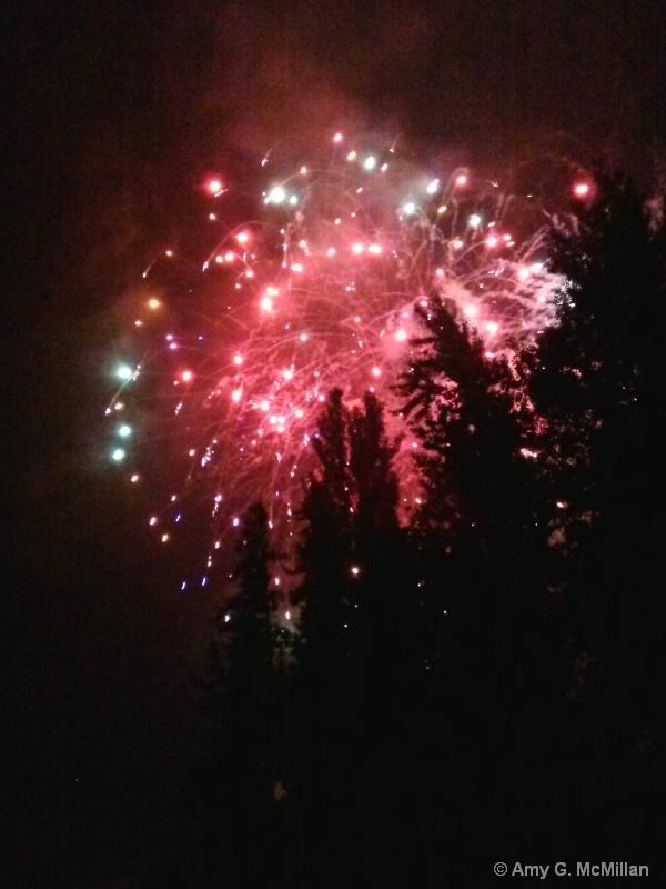 The Fireworks Galaxy - ID: 14939954 © Amy G. McMillan