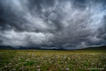 Plateau overcast