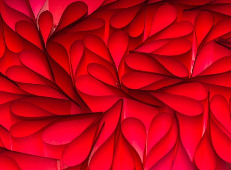 Post  It note hearts - ID: 14944166 © Thomas L  Willis