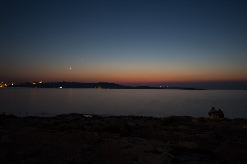 Qawra Sunset - ID: 14947115 © Ilir Dugolli