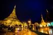 Shwe Dagon Pagoda...
