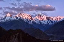 Light on the Karakoram