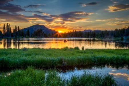 Rocky Mt. Sunrise