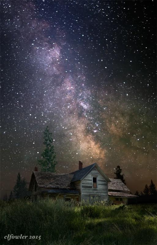 Palouse by Night