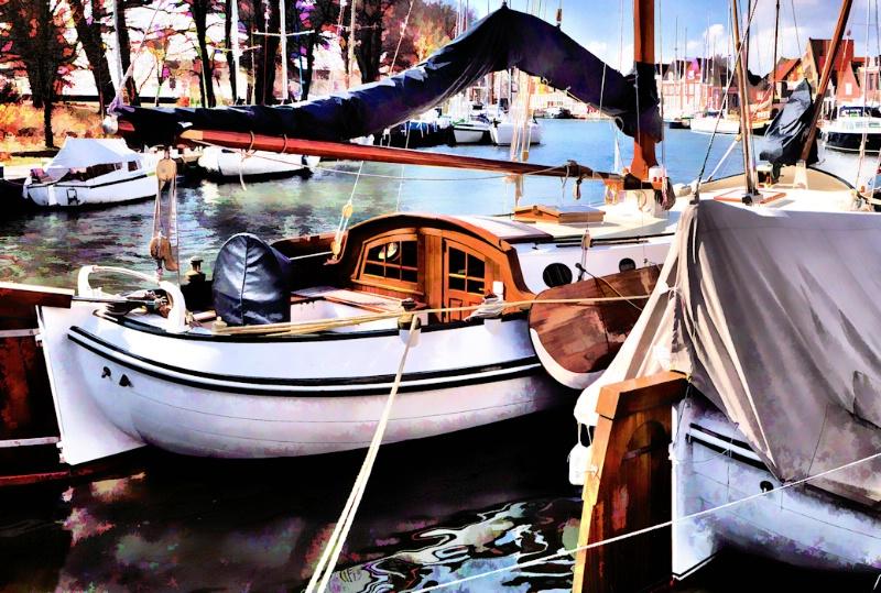 netherlands port - ID: 14963995 © John R. Grede