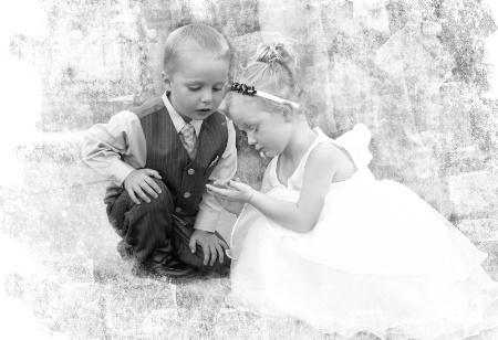 A CHILD'S LOVELY WORLD