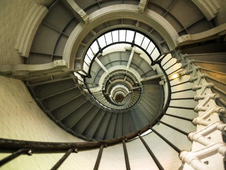 Spiral Staircase (Ponce Inlet)