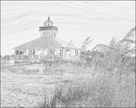 Gasparilla Island Light