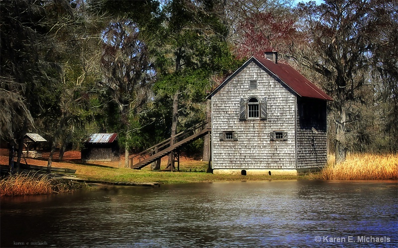 Rice Mill - ID: 14970722 © Karen E. Michaels