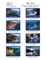 Big Sur photographs in Carr Classics catalog, p1