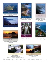 Big Sur photographs in Carr Classics Catalog, p2