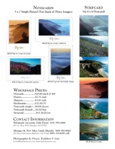 Big Sur Photographs in Carr Classics Catalog, p4