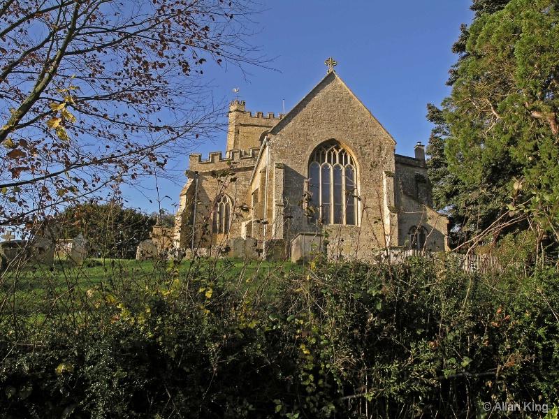 Netherbury Church - ID: 14976166 © Allan King