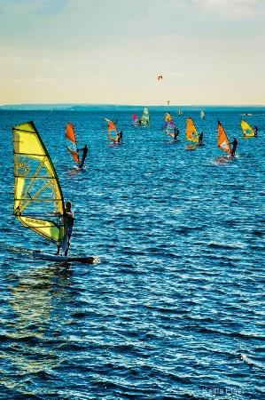Summer at the Baltic Sea