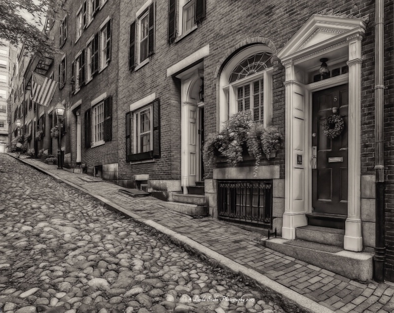 Acorn Street - Beacon Hill Boston, MA