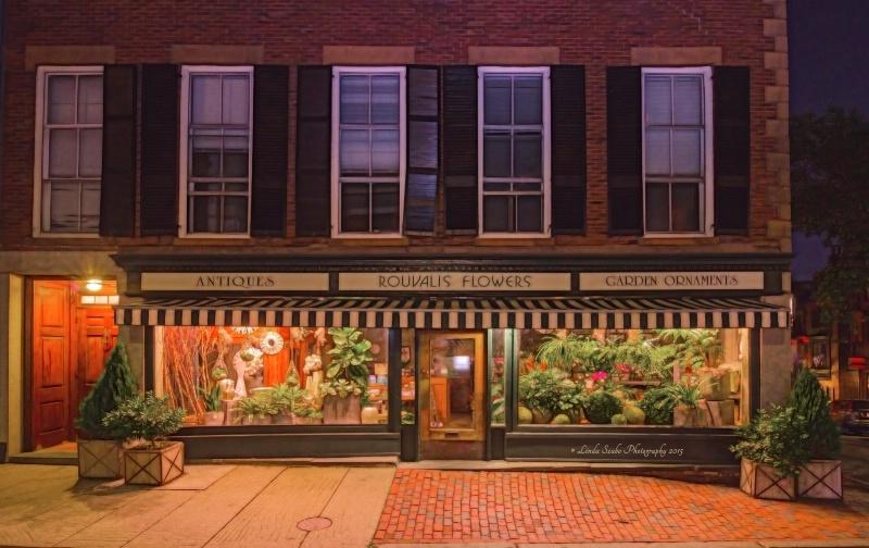 Rouvalis Flowers - Beacon Hill Boston, MA