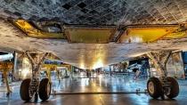 Under the Shuttle