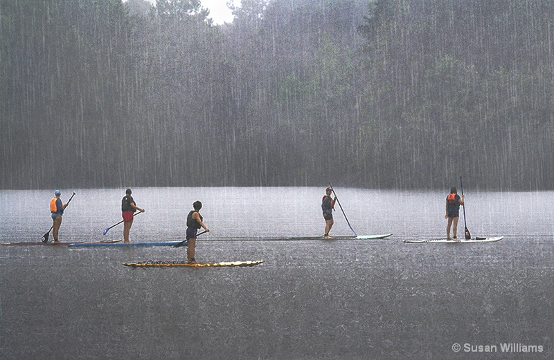 Sudden Downpour