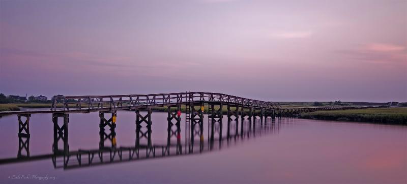 Dawn over Boardwalk