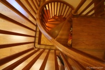 Spiral Stairway small aperature