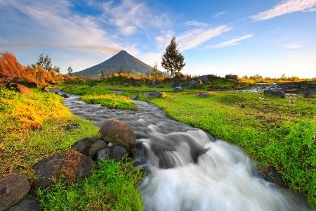 Good Morning Mayon