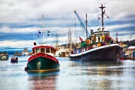 Harbor Daze