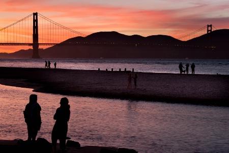 Social Sunset